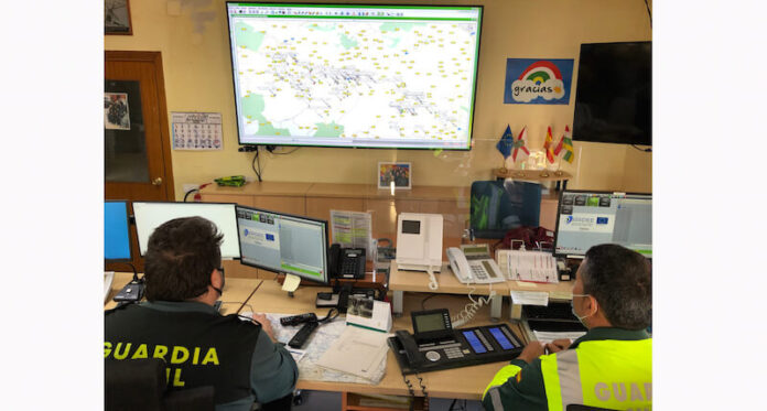 sala control Guardia Civil copia