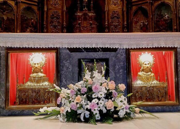 urnas santos mártires