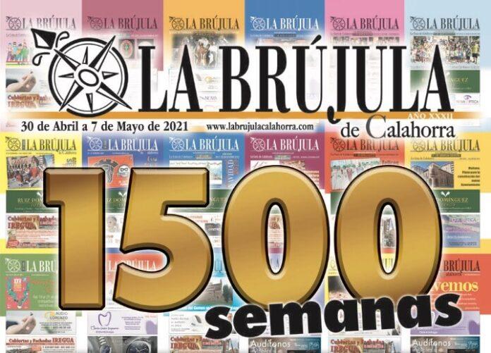 LA BRÚJULA 1500