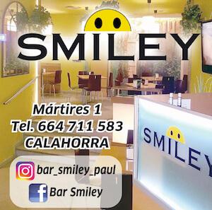 banner smiley