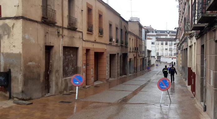 calle Eras reurbanizada