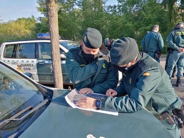guardia civil busqueda
