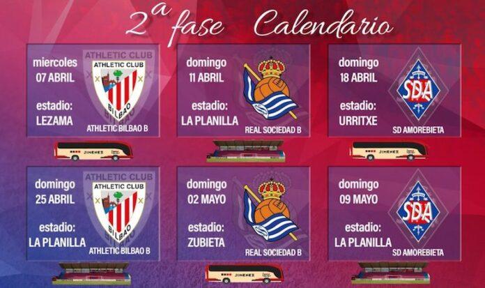 calendario CD Calahorra