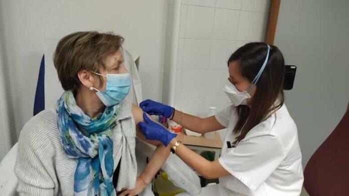 vacunación en FHC 60-65años