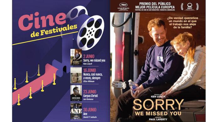 Ciclo de cine de festivales c
