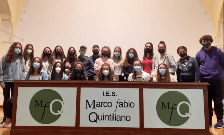 Entreredes Ies Quintiliano