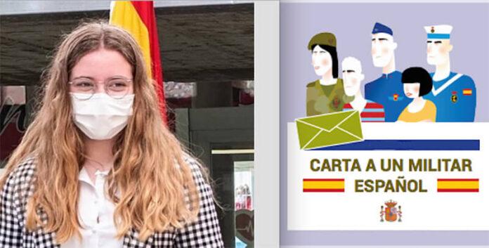 Malena Delgado Carta a un Militar Español