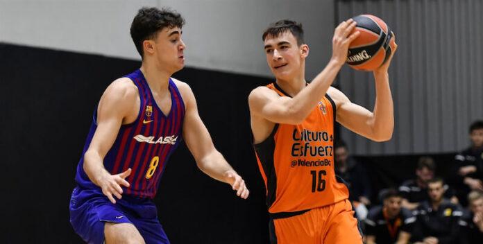 Millán Jiménez Valencia Basket