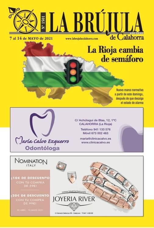 PORTADA LA BRUJULA 15601-7 mayo21