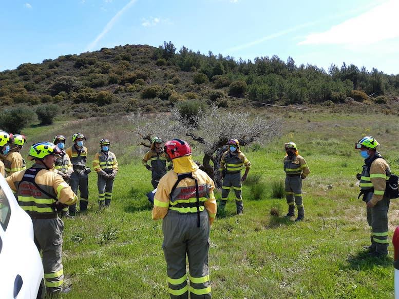 curso bomberos
