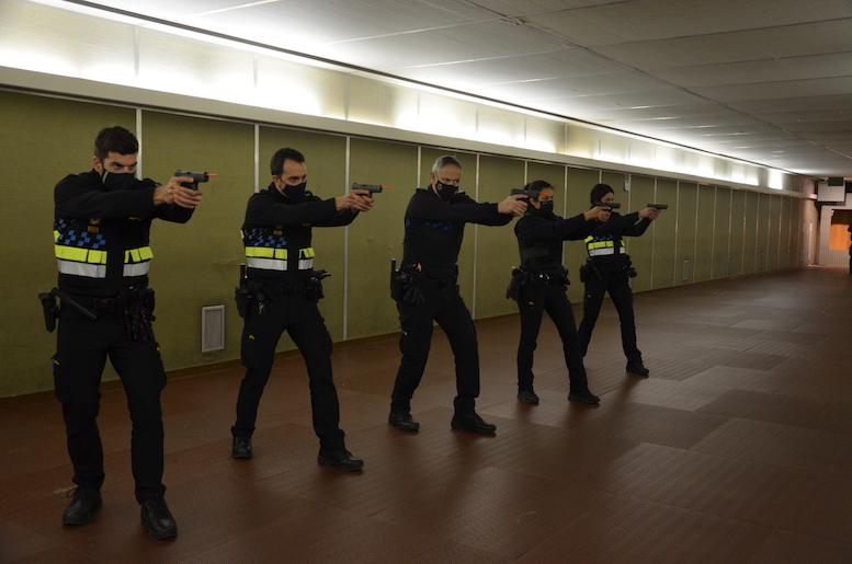 curso policía