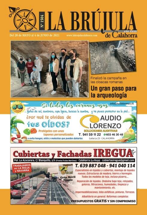 portada LA BRUJULA 1504 -28 mayo2021