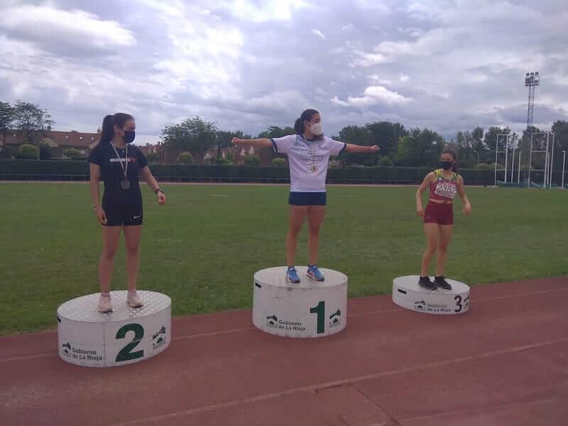 AD Teresianas Campeonato de La Rioja de Atletismo 2 copia