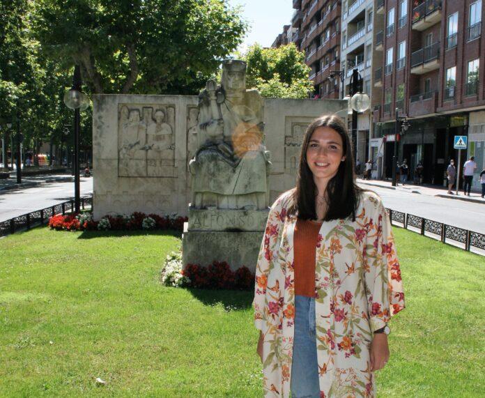 Foto Clara Espinosa presidenta DOP Aceite de La Rioja