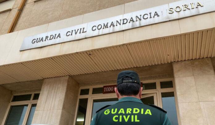 Guardia Civil Soria