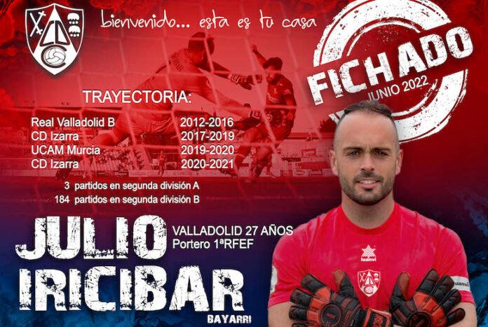 Julio Iricibar