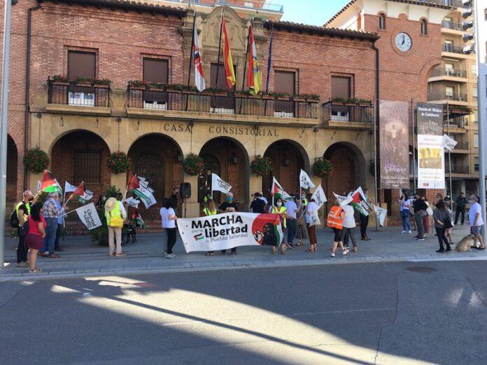 Marcha por la libertad del Sáhara 1 copia