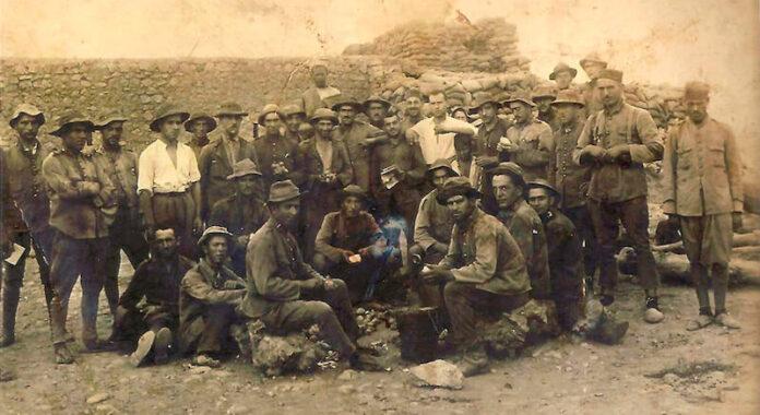 desastre de Annual Melilla 1920.-El Gurugú copia