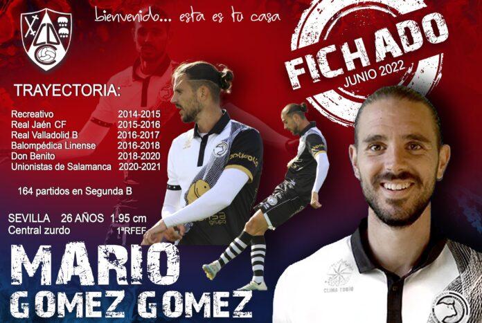 Mario Gómez CDC