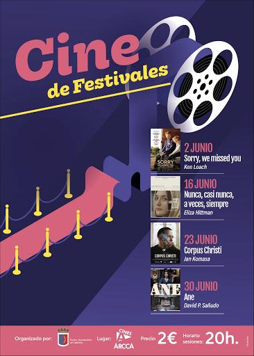 Ciclo de cine de festivales