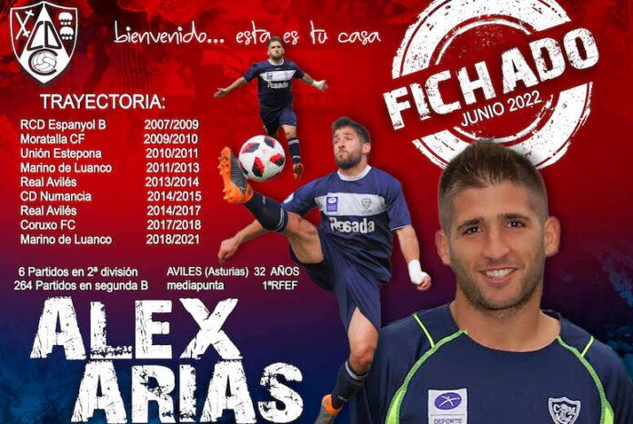ALEX ARIAS.