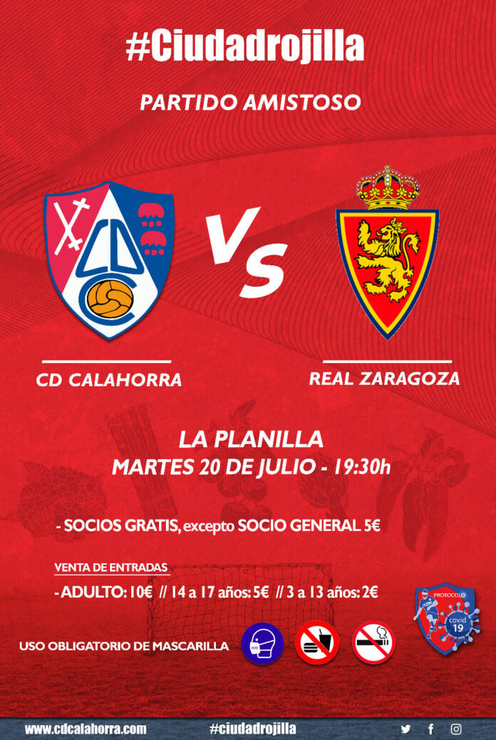 CD CALAHORRA REAL ZARAGOZA