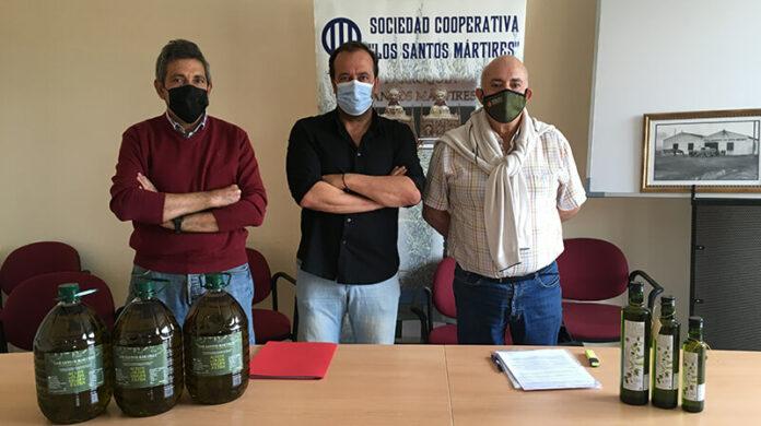 Cooperativa Santos Mártires recurre expropiación copia