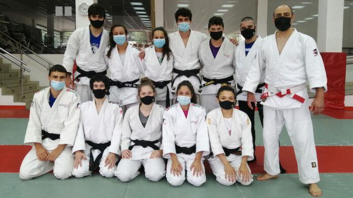 Curso titulación técnico deportivo judo y defensa personal País Vasco San Sebastian julio 2021 copia
