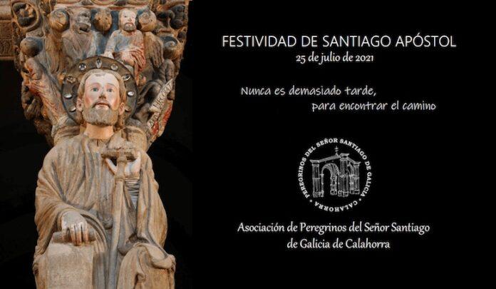 Festividad Santiago Apóstol 2021