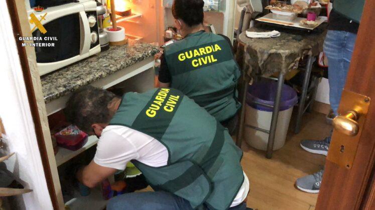 Operación Lupino en Arnedo