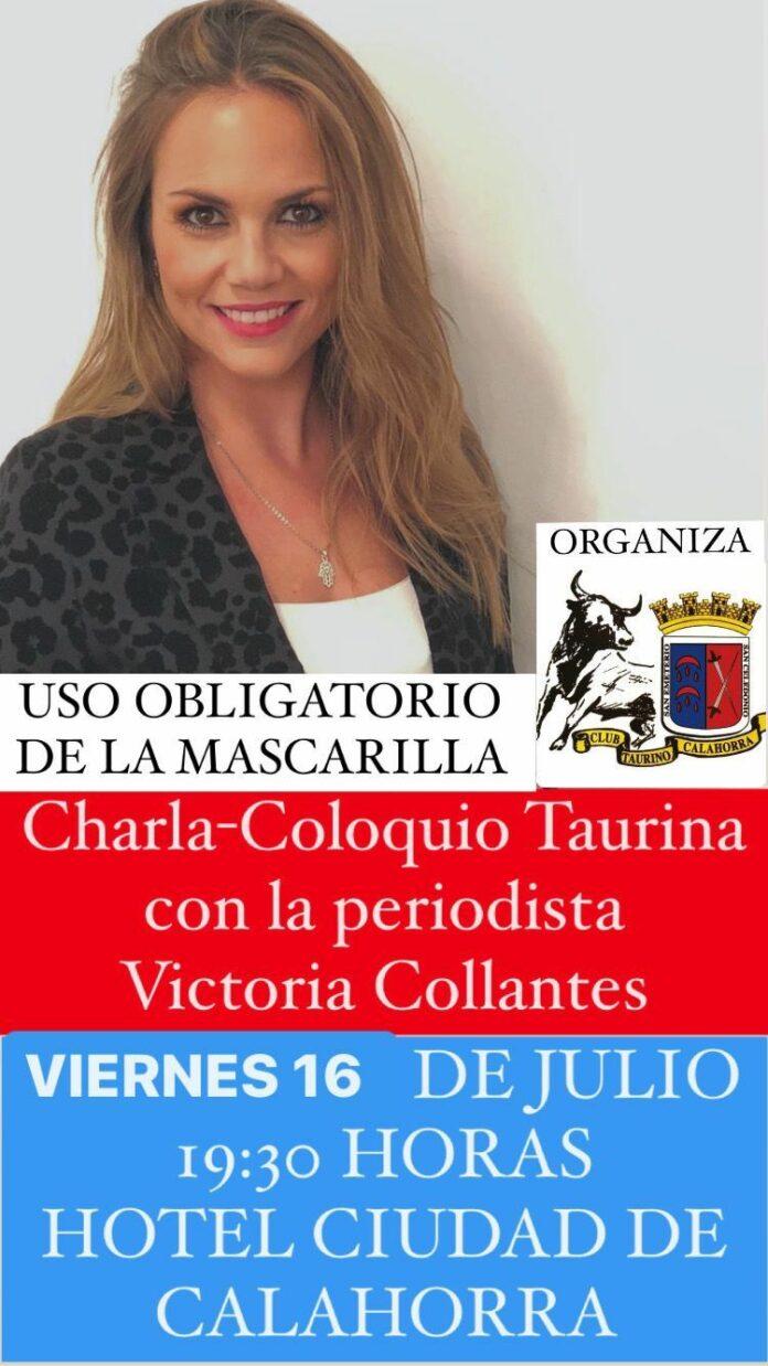 Charla del Club Taurino