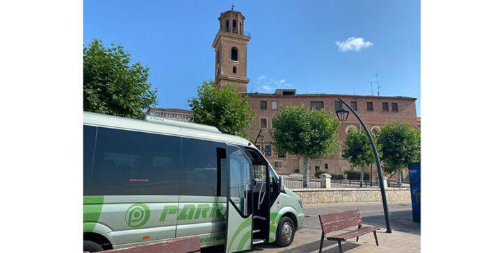 bus urbano casco antiguo
