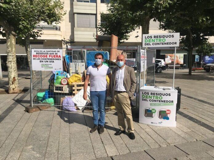 campaña basuras mercadal