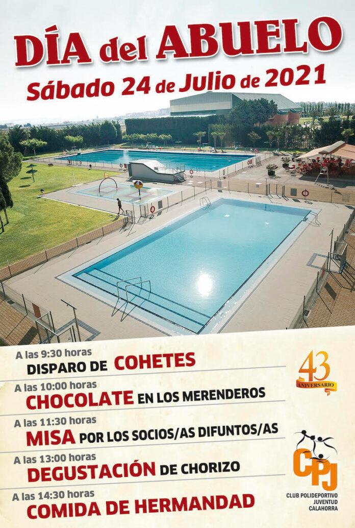 cartel día del abuelo Club Polideportivo Juventud copia