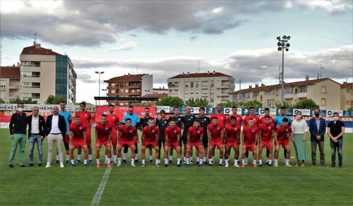 equipo CD Calahorra 1ª RFEF