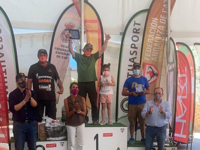 podio Campeonato de España RECA copia