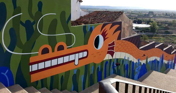 mural jorge ochagavía