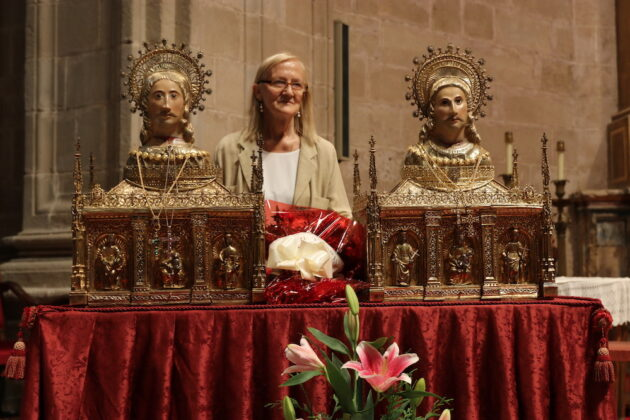Misa catedral calahorra 31 agosto 2021