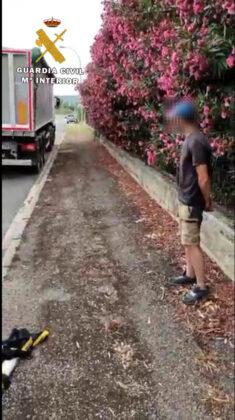 Camionero implicado-