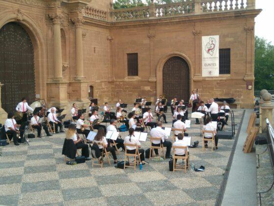 Concierto pasodobles Banda de Música 2
