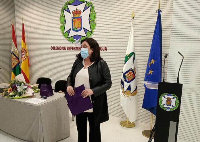Elisa ElÍas presidente Colegio de Enfermeras copia