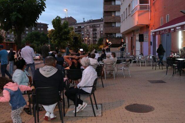 The Jazz Pros. y charanga con la Philips