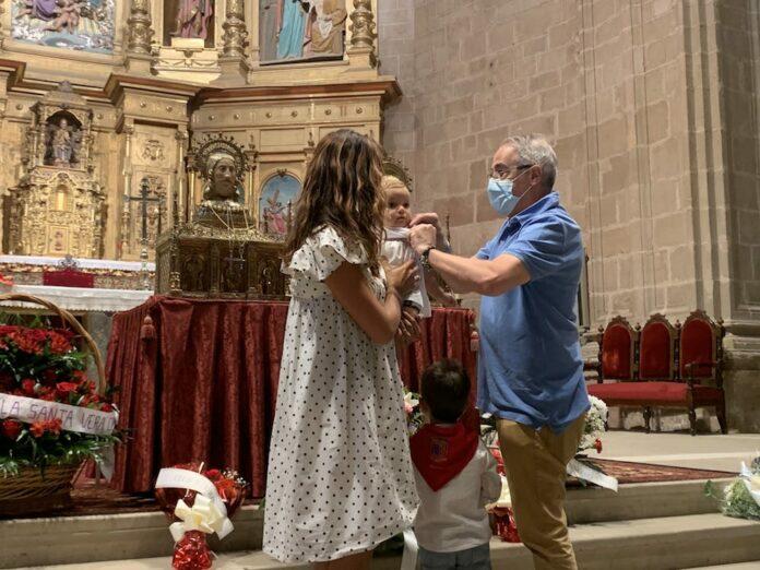 presentación niño santos martires