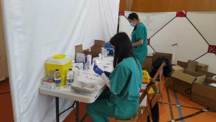 Vacunación Covid-19 en Calahorra