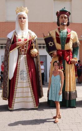 bailes gigantes Bimilenaria Cultural 12