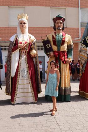 bailes gigantes Bimilenaria Cultural 13