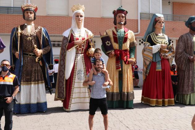 bailes gigantes Bimilenaria Cultural 15