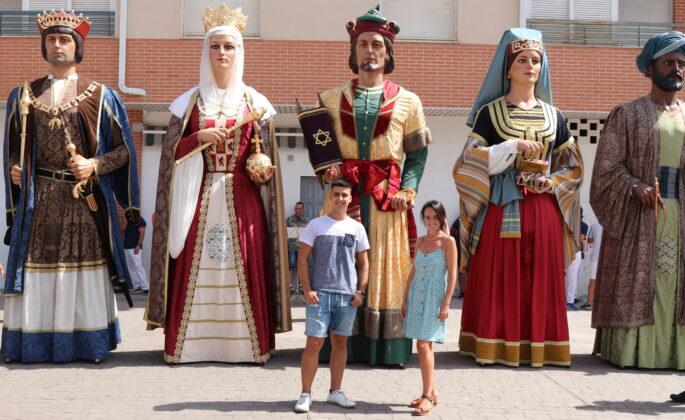 bailes gigantes Bimilenaria Cultural 16