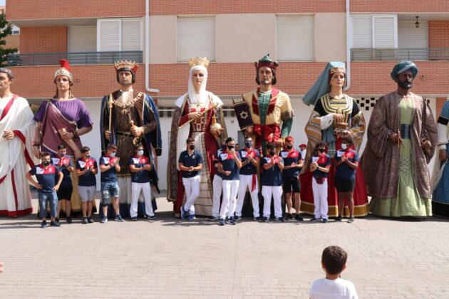 bailes gigantes Bimilenaria Cultural 17