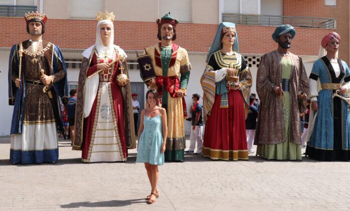 bailes gigantes Bimilenaria Cultural 18